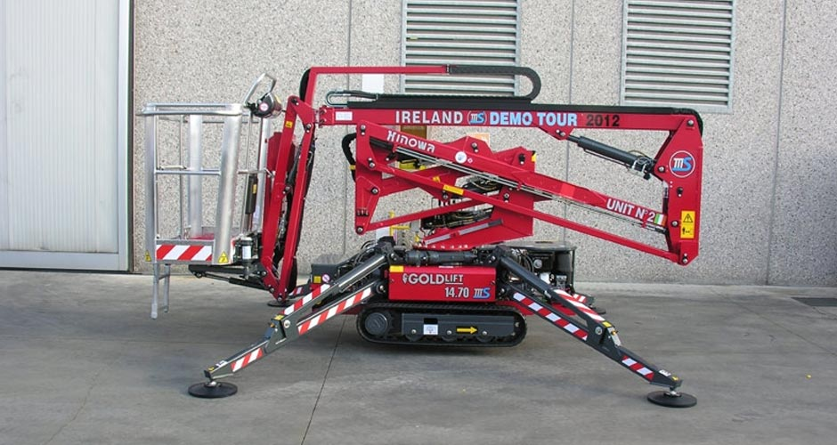Image result for Spider Lift Hire