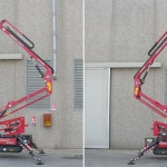 Hinowa Goldlift 14.70 Tracked Boom Lift Hire