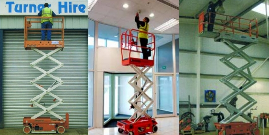 Scissorlift Hire Suffolk and UK