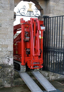 Spider Hire - Spider Lift Hire East Anglia, UK