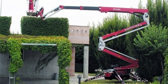 Hinowa Light Lift 20.10 Performance IIIS