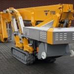 Ommelift Crawler Mounted Boom Platform 3700 RJ
